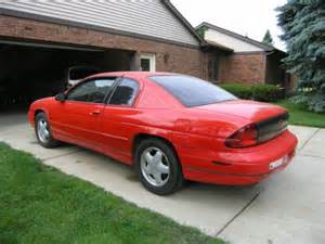sell used 1996 chevrolet monte carlo z34 coupe 3 4 liter