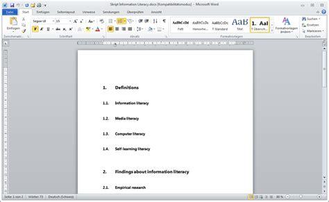 Anschreiben Ausbildung Gliederung Gliederung Motivationsschreiben