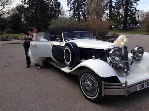 vintage wedding cars for hire vintage style wedding car cruella de vil wedding car