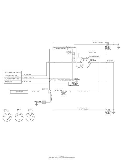 mtd engine wiring diagram wiring diagram schemes