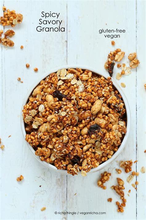 Granola Mixed 5 1 Kg sriracha quinoa millet cranberry orange peanut granola