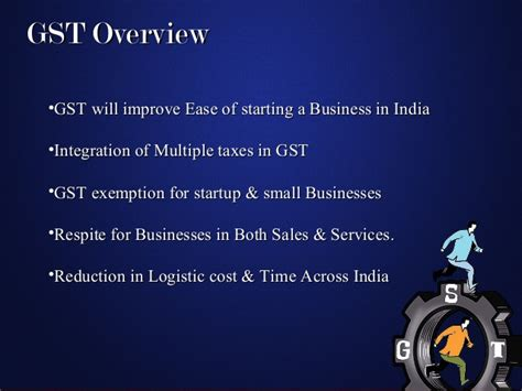 Advantages Of Mba In India by Gst Advantages For Startupss