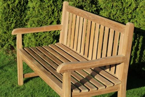 traditional garden bench traditional teak garden bench 130cm