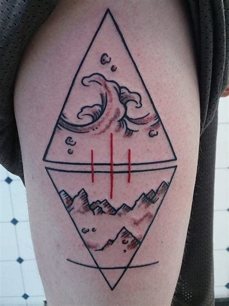 tattoo lexington ky earth water and metal stephen williamson