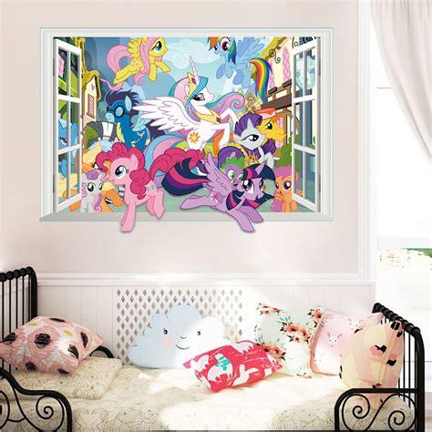 my pony bedroom decor twilight sparkle apple pinkie pie bedroom wall decor