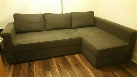used sofa bed sale rarely used ikea sofa bed for sale in ballsbridge dublin