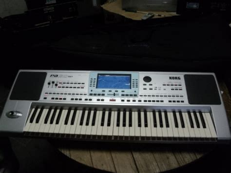 Keyboard Korg Pa50sd Second korg pa50sd image 614600 audiofanzine