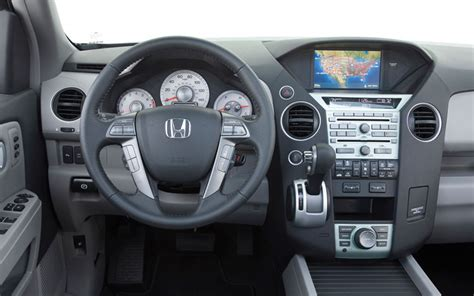 2009 honda pilot interior view photo 5