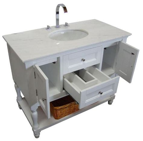 bathroom vanities made in usa single vanity cabinet white shaker westwood single 42