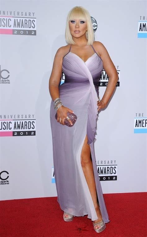 music awards 2012 video christina aguilera in american music awards 2012 zimbio