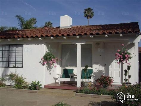 cottages in santa house for rent in santa barbara iha 16819