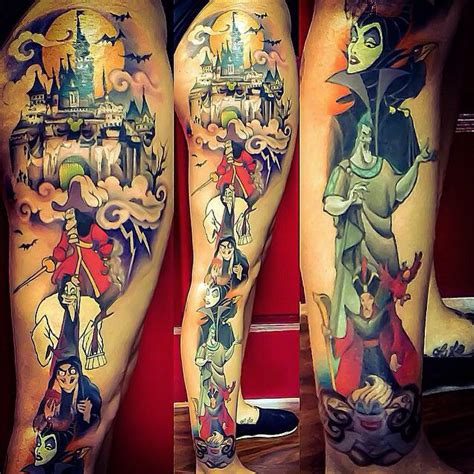 disney villain tattoo disney villain i disney disney