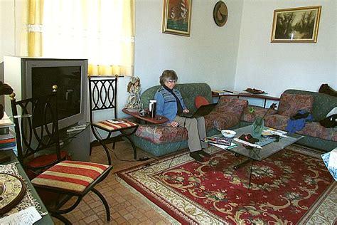 Living Room Tirana by Living In Albania Richard L Bowman