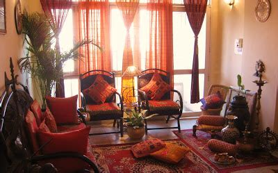 Traditional Home Design Blogs Ethnic Indian Decor