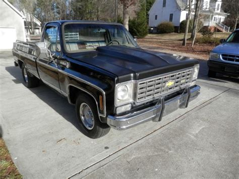 73 87 Chevy Truck Bed For Sale by C 10 C10 1976 Chevrolet Silverado Bed 72 557