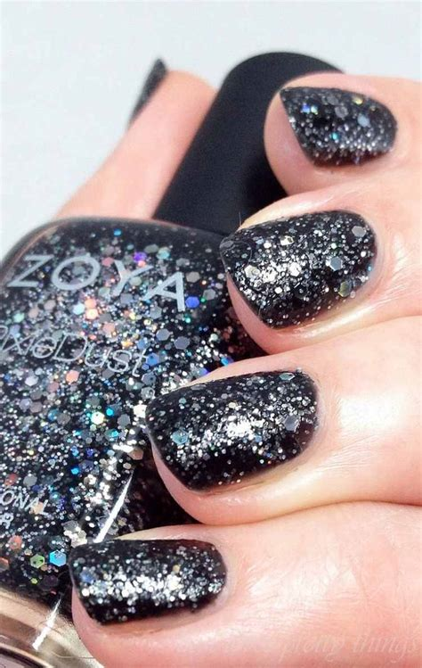 Idee Deco Ongle Paillette by Deco Ongle Noel Paillette
