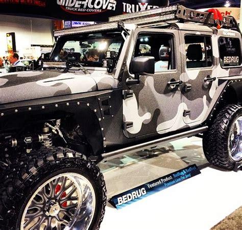 Bedrug Jeep Sema 2013 Bedrug Jeep Lasvegas Nevada Sema 2013