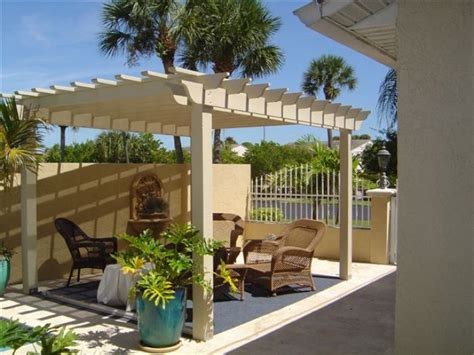 painted pergola image gallery viking fence and deck