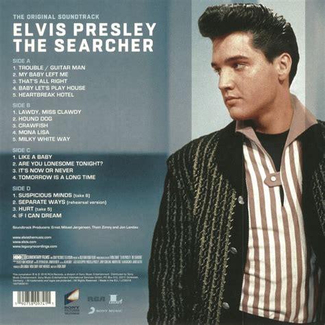 The Searcher elvis the searcher soundtrack vinyl at juno records