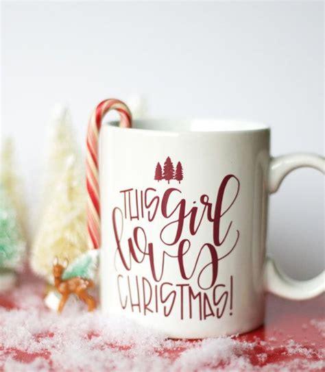 25  best ideas about Christmas Mugs on Pinterest   Holiday safe, Christmas mug rugs and Mug rugs