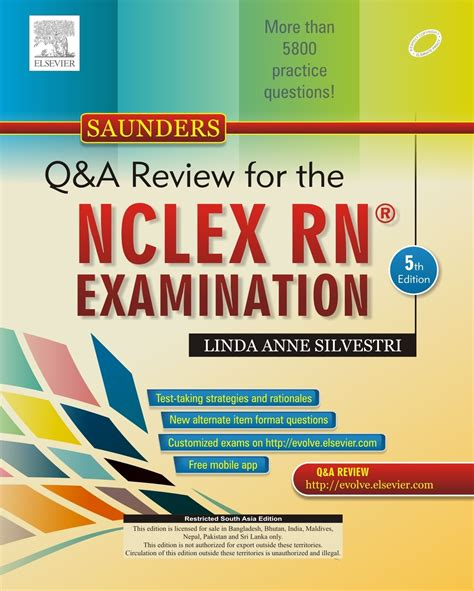 saunders q a review cards for the nclex rnâ examination 3e books saunders q a review for the nclex rn examination