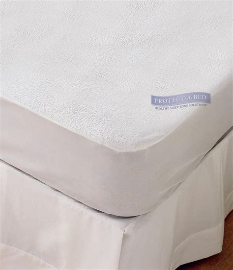 bed protectors protect a bed stainsafe mattress protector