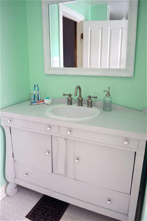 buffet bathroom vanity we got hitched again