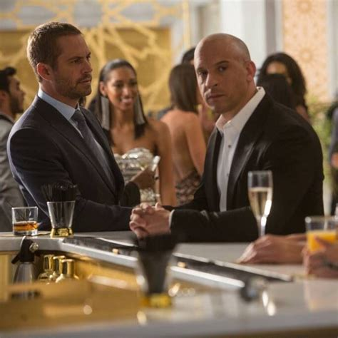 fast and furious f7 paul and vin f7 paul walker furious 7 pinterest