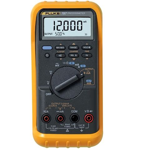 Multimeter Fluke 787 Fluke 787 Process Meter Express Instrument Hire