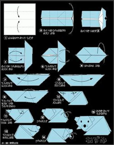 How To Make A Paper Polar - how to make a origami polar poolgebieden