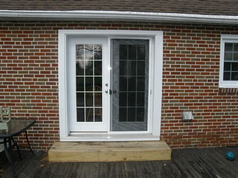 Patio Screen Door Exterior Doors With Screens