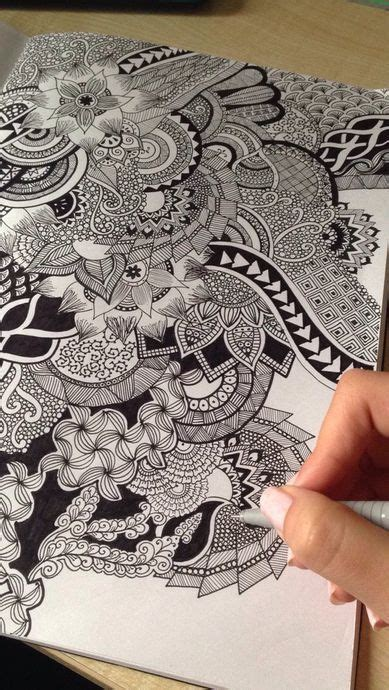doodle indonesia zentangle doodles and zentangle patterns on