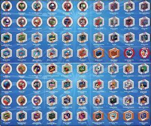 disney infinity marvel originals complete set