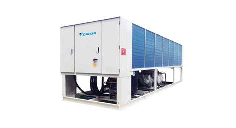 air cooled single screw chillerheat pump