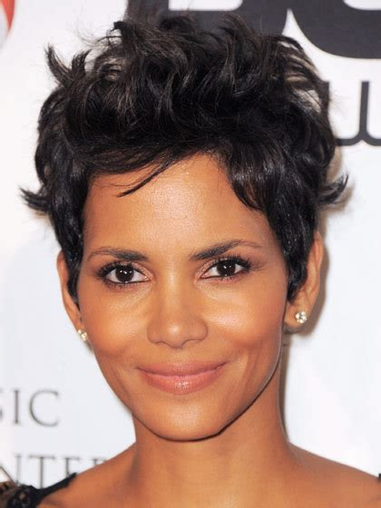 pixie cut curly hair round face the best short haircuts for round faces hair world magazine