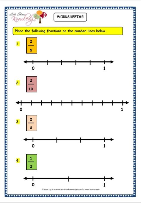 fractions on a number line worksheets fractions on a number line worksheets for third grade number line worksheets fractions on a