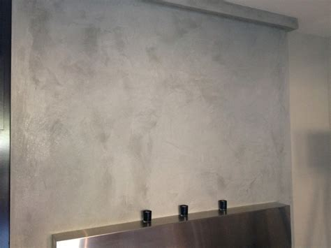 Gray Bathroom Tiles - custom venetian plaster fireplace orange county by kodiak concepts inc