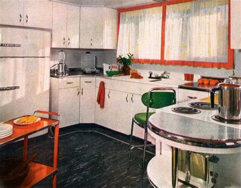 C Dianne Zweig Kitsch N Stuff Looking At 1950 S 1950 Kitchen Design