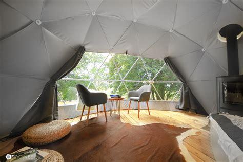 create   backyard geodesic dome   domes