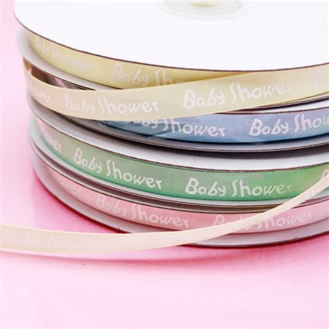 Baby Shower Favor Ribbons by Baby Shower Favors Ribbons 50 Yards Baby Shower Favors