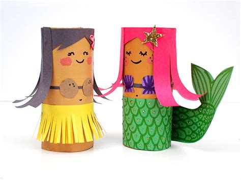 Crafts You Can Do With Toilet Paper Rolls - 50 creative diy toilet paper roll craft ideas and