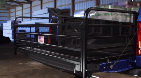 circle r truck bed extender
