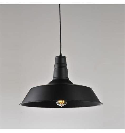 Suspension Design Noir by Suspension Industrielle Gamelle Noir Xena