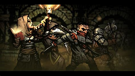 Bd Ps4 Quest Builder school rpg darkest dungeon unveiled for ps4 and ps