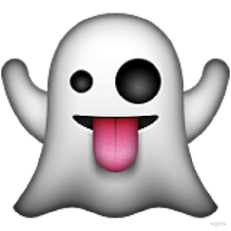 Emoji Ghost | quot ghost emoji quot by nojams redbubble