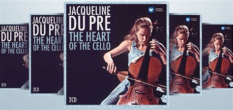Cello Giveaway - vc giveaway win 1 of 5 jacqueline du pre the heart of the cello double cd