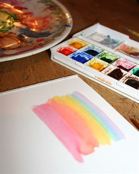 can you use acrylic paint on canvas mixed media combining watercolor and acrylic in painting