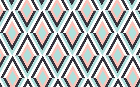 Geometric Patterns by Geometric Patterns Design For Customer Acquisition
