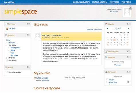 moodle themes anomaly happy friday nine moodle 2 0 themes to peek at a final