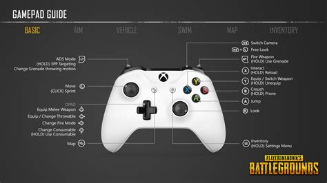 xbox 360 controller layout for pc pubg xbox one tips how to play battlegrounds on xbox one